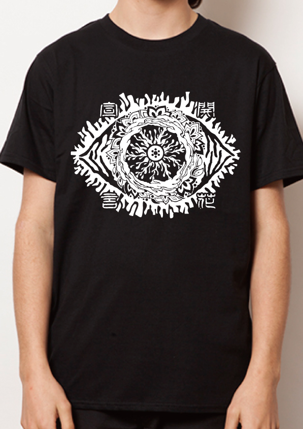 12/30チケット購入特典「リン(COMezik)デザイン限定Tシャツ」