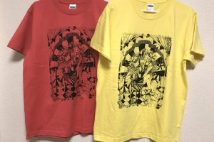 「開花宣言」オフィシャル へヴィウェイトTシャツ