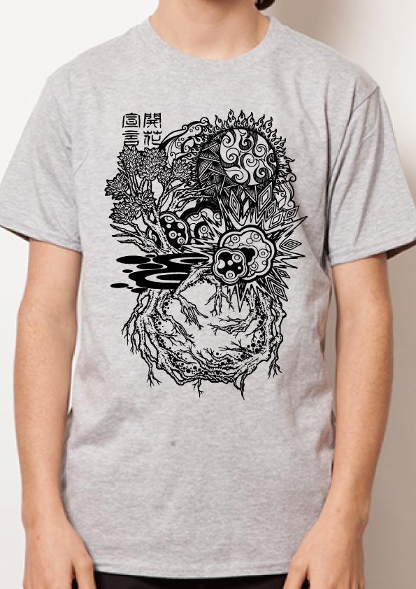 10/7チケット購入特典「リン(COMezik)デザイン限定Tシャツ」