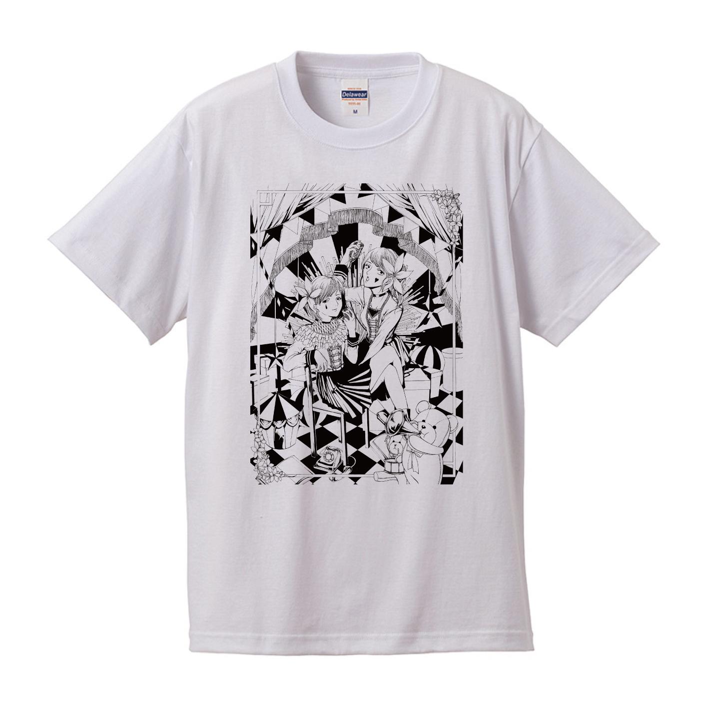 3/5チケット購入特典「アスカ(アスカトタケシ)デザイン限定Tシャツ」