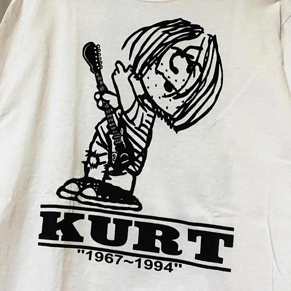 トミーくんに売ったTシャツと同じデザインのTシャツをネットで発見!