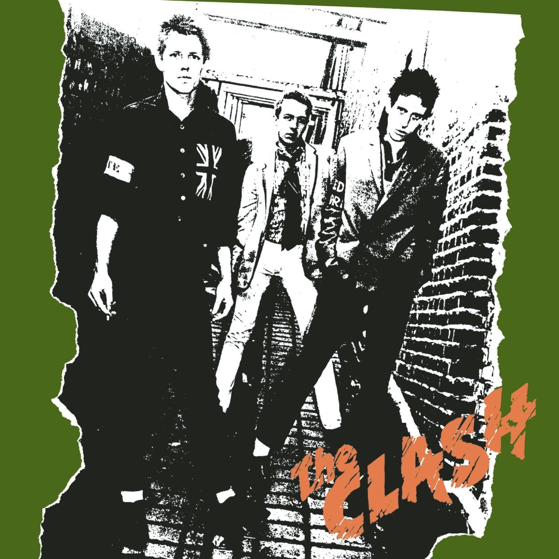 THE CLASHのアルバム『白い暴動』ジャケット画像
