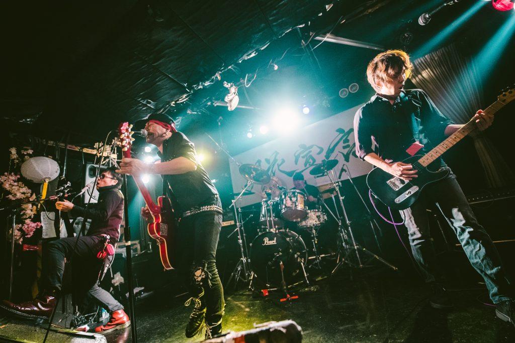 2019.12.22 SUPER ROCK'N ROLLERS
